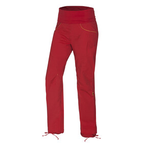 Ocun Noya Pants Women Red/Yellow
